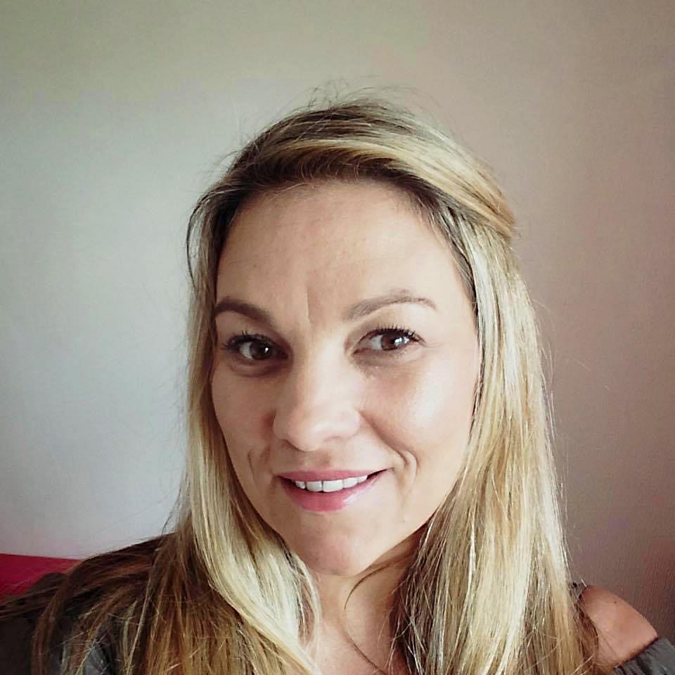 Portrait shot of Charlotte Tregedeon
